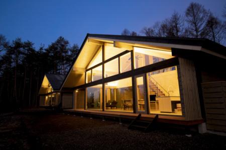 Villa Metsa KARUIZAWA A棟