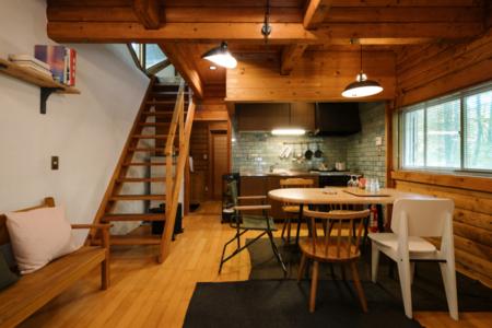 北軽井沢Little Cottage LOG